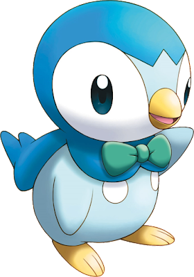 Piplup - Cute Pokemon