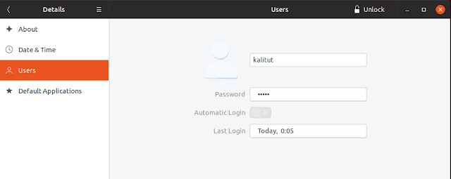Ubuntu-Automatic-login