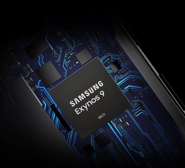 Prosesor Exynos 9820 meningkatkan performa smartphone