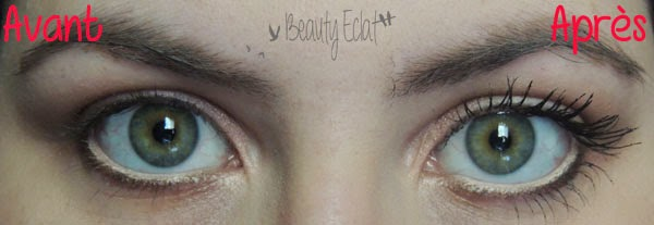 revue avis test mascara lancome hypnose doll eyes avant apres