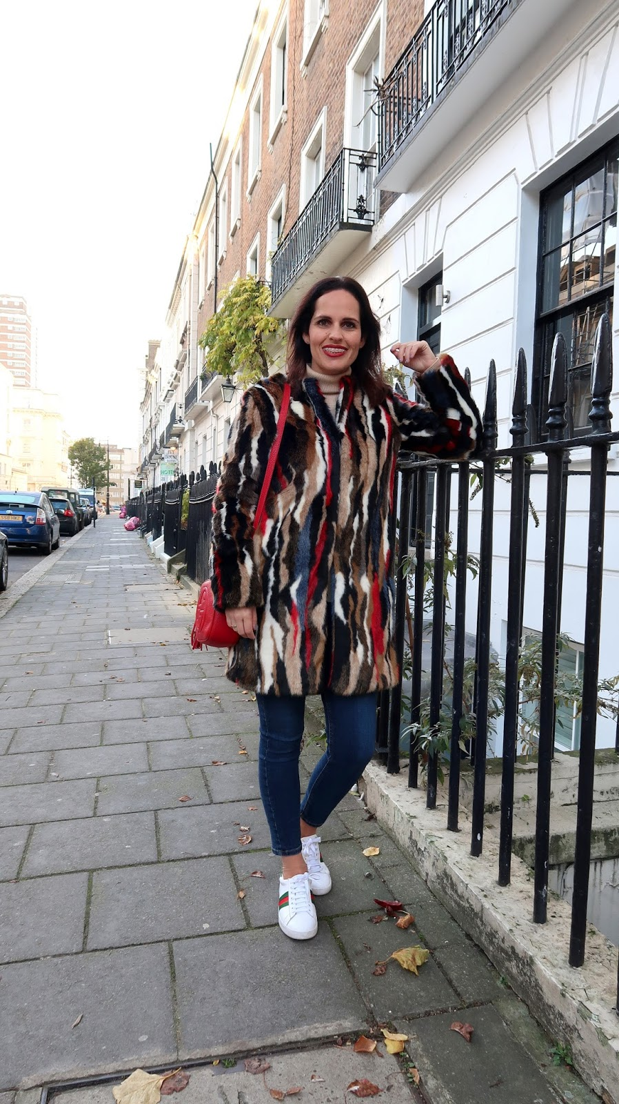 zara-multicolored-faux-fur-coat-outfit