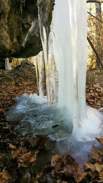 Tea Kettle Falls Trail