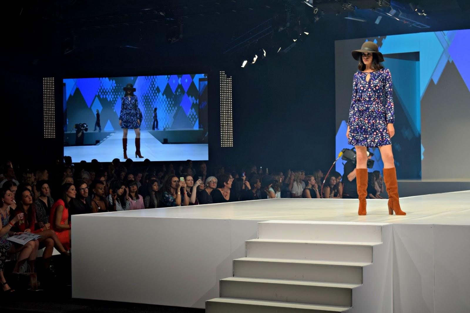 Fashion Show FashFest Cosmopolitan