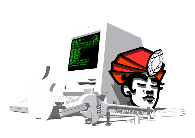 The Mac Guru Support & Consulting