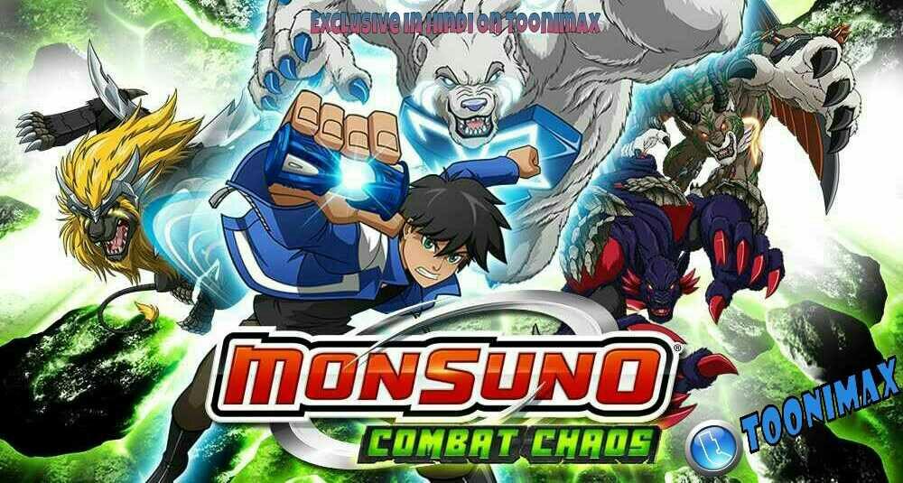Watch Download Monsuno Combat Chaos Episodes Hindi Dub