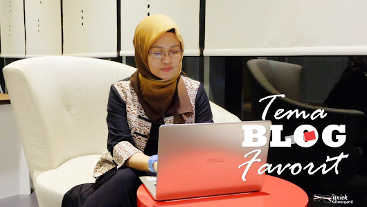 5 Tema Blog Favorit