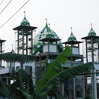 Jual Kubah Enamel Kalimantan Utara
