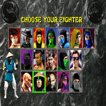 Download Ultimate Mortal Kombat 3 Highly Compressed Game For PC