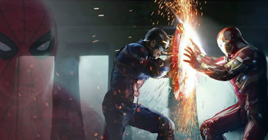 A Certain Web Head Crashes the Party in Final Trailer for CA: Civil War | Jori's Entertainment Journal