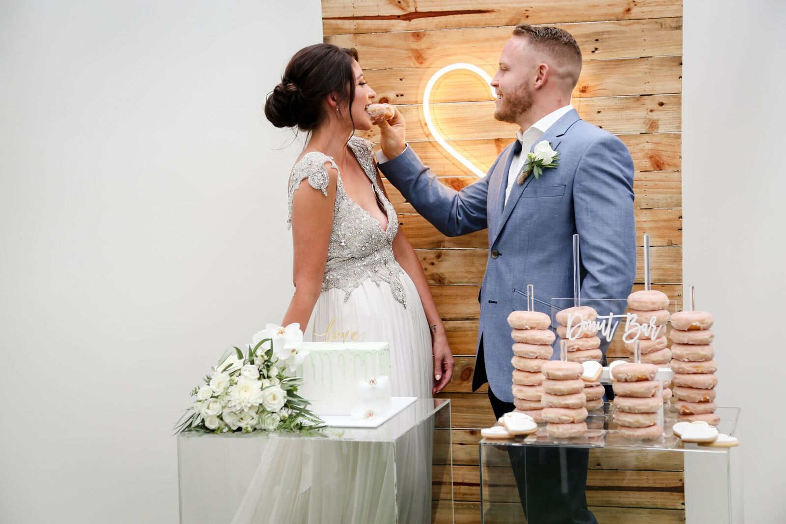 THE DONUT WALL STYLIST MELBOURNE WEDDINGS MEGAN FTOUNI