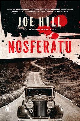 Resultado de imagem para Nosferatu (Joe Hill)