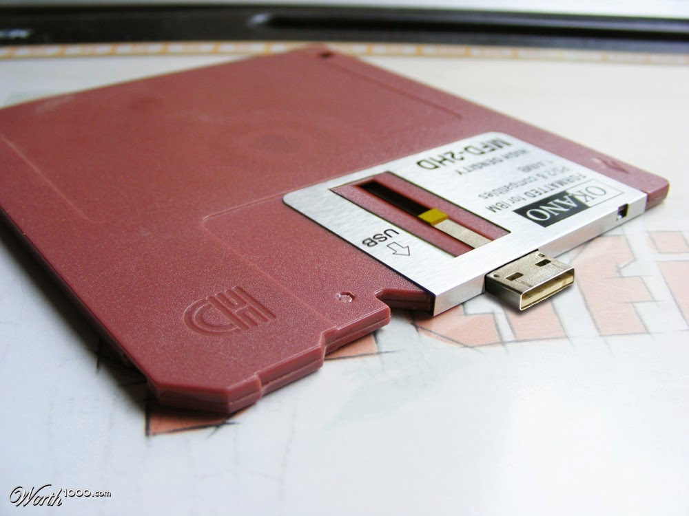 22-USB-Floppy-worth1000-Modern-&-Vintage-Technology-www-designstack-co