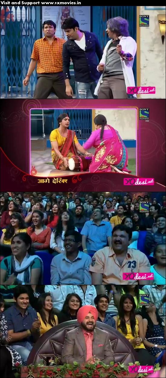The Kapil Sharma Show 07 May 2016 HDTV 480p