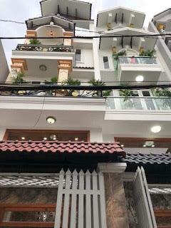 nhà phố cao cấp đường Quang Trung Phường 8 Quận Gò vấp