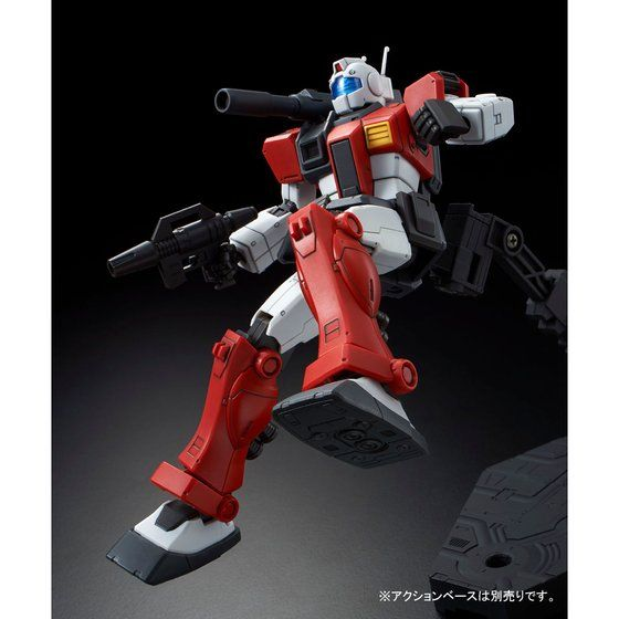 P-Bandai: HG 1/144 RGC-80S GM Cannon [Space Assault Type] - Release Info - Gundam Kits Collection News and Reviews