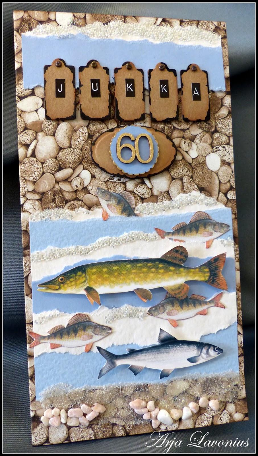 Runo 60-Vuotiaalle