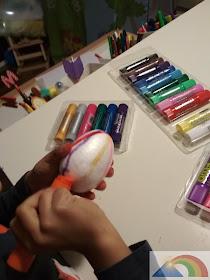 Pintura de huevo de Pascua
