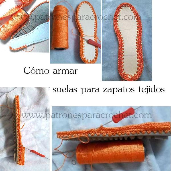 mocasin-crochet-paso-a-paso
