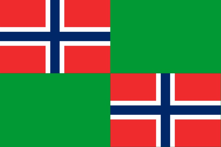 The Voice Of Vexillology Flags Heraldry Norway Exclusive Economic Zone Flag