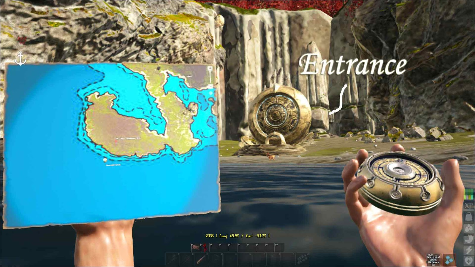 Atlas: Powerstone Cave Locations Guide