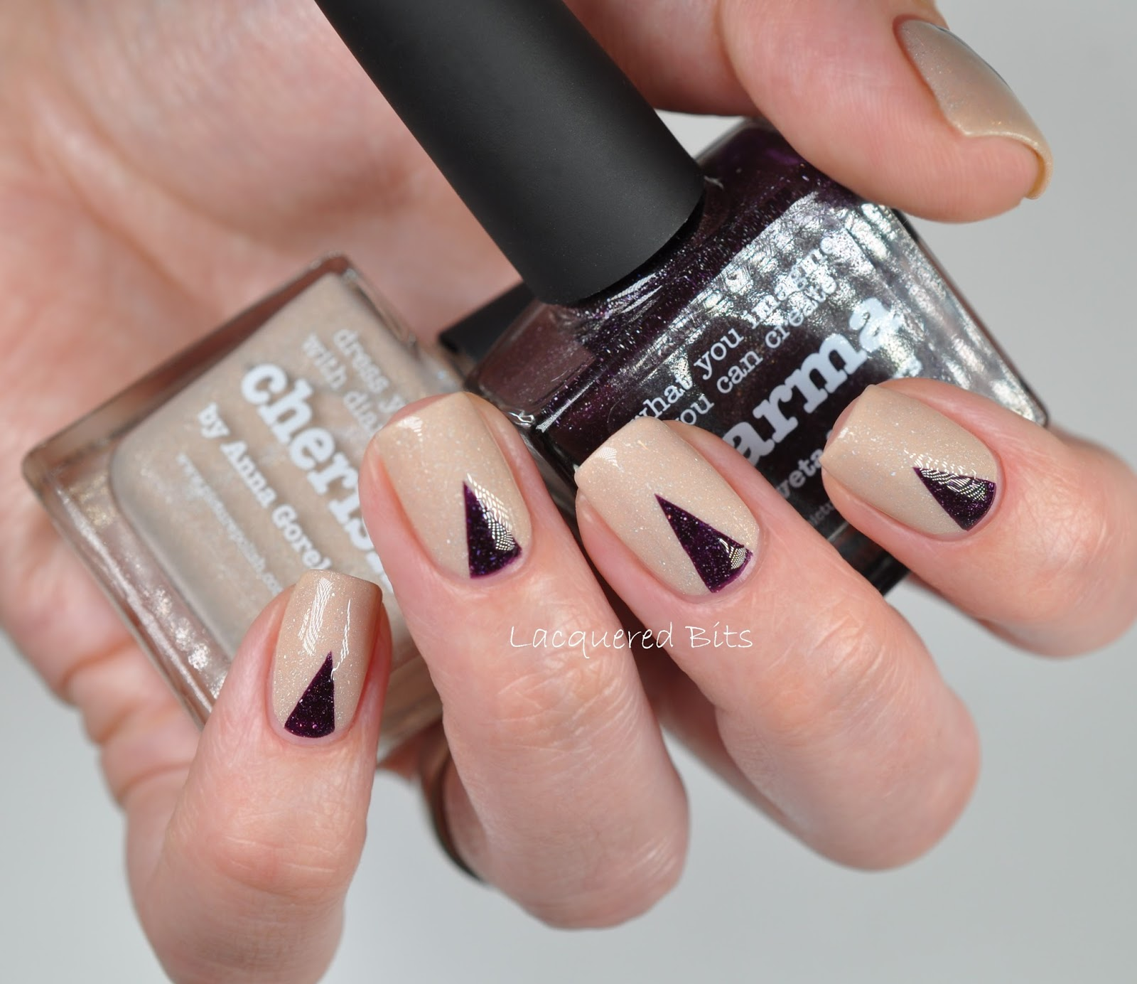 Picture Polish - Cherish & Karma - Lacquered Bits