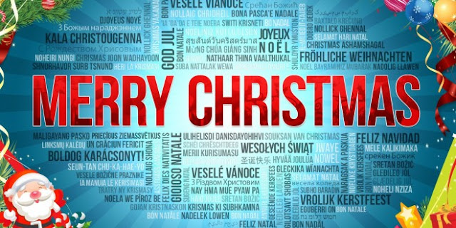 How to say Merry Christmas in 54 Different Languages