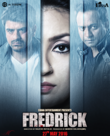 Fredrick (2016) Hindi Full Movie download khatrimaza worldfree4u