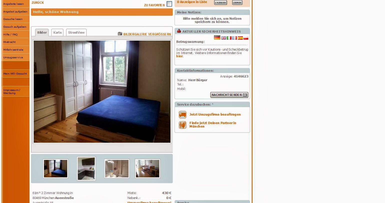 helle sch ne wohnung auenstra e 18 80469 m nchen ludwigsvorstadt. Black Bedroom Furniture Sets. Home Design Ideas