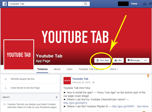 How to use facebook and youtube in lefml-lorraine eu