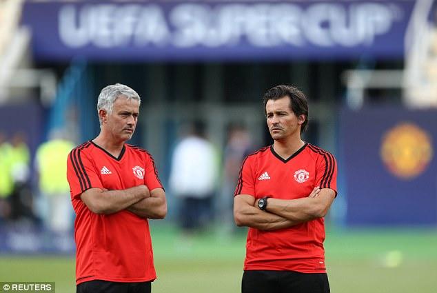 Mourinho đăm chiêu, Lukaku toe toét trước đại chiến 2