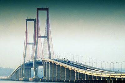 Tarif Jembatan Suramadu Bakal Gratis