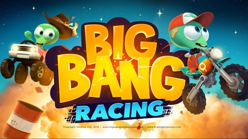 Best Android Racing Games #1 Big Bang Racing