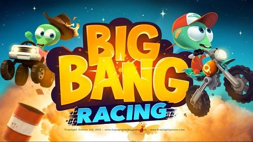 Best Android Racing Games #1 Big Bang Racing