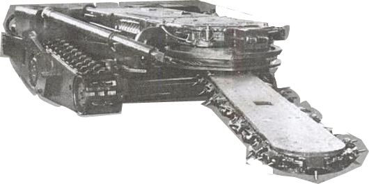 Bord And Pillar Coal Cutting Machine Mining