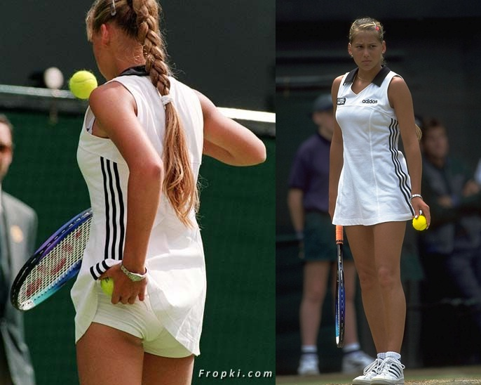 Tennis Moods: Tennis Moods Style: Anna Kournikova