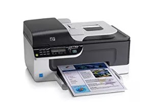 HP OfficeJet J4580 Driver Download