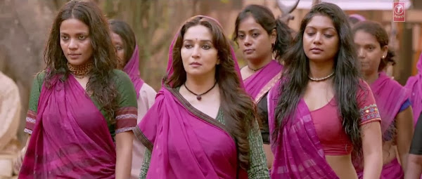 Title Song - Gulaab Gang (2014) Full Music Video Song Free Download And Watch Online at worldfree4u.com
