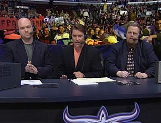 WCW Spring Stampede 2000 - Scott Hudson, Tony Schiavone, Mark Madden