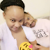 Nollywood actress Sugar Chika breastfeeds daughter in new photo