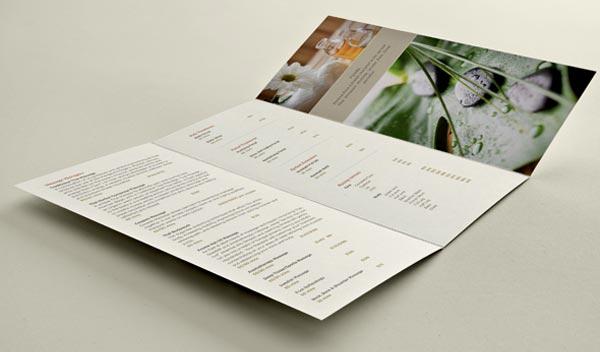 30 Examples of Spa Brochure Designs - Jayce-o-Yesta - spa brochure