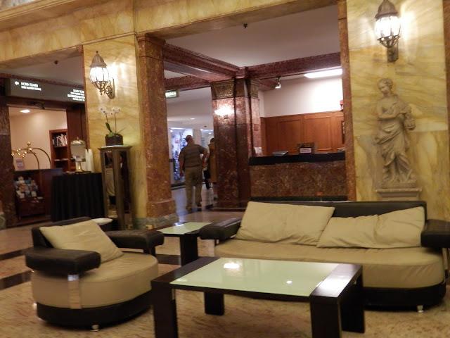 Congress Plaza hotel à Chicago
