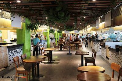 Pasar Pinuh Food Market Greko Creative Hub