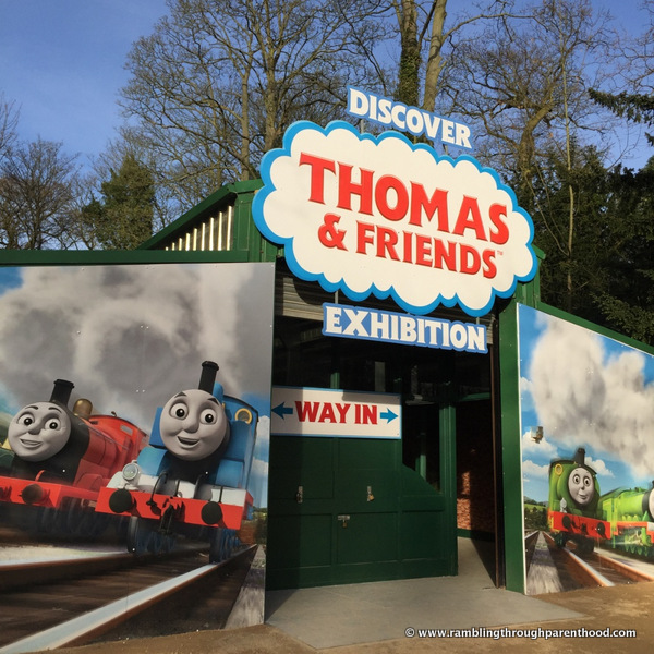Discover Thomas and Friends Exhibition