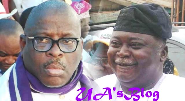 PDP: Kashamu, Adebutu reconcile