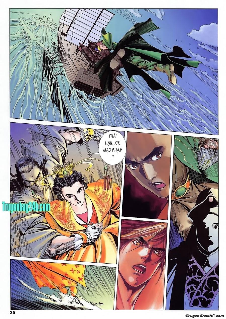 Lục Đạo Thiên Thư chap 21 - Trang 23