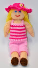 Summer Doll Knitting Pattern