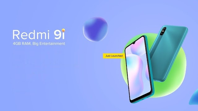 Redmi 9i Launched: Helio G25, 4GB RAM, Price Ranges From INR 8,299