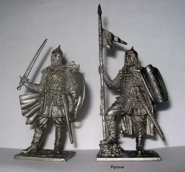 солдатики ek castings 75 мм