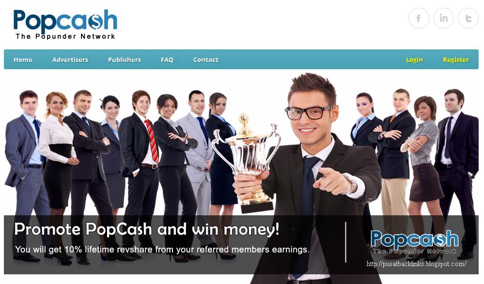 Cara mendapatkan uang dari popcash, bukan menggunakan trik trick bayaran curang login adalah vs popads