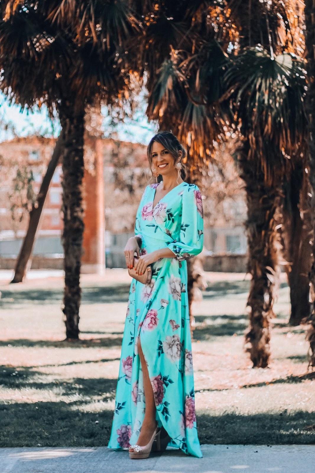 Boda De Día Con Vestido Largo Mi Tacón De Quita Y Pon